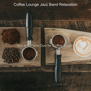 Sax And Piano Duo For Coffee Breaks