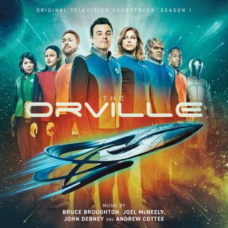 The Orville (Original Television Soundtrack:Season 1)