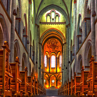 Church Atmosphere With Whispers