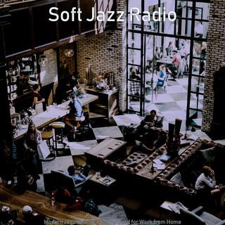 Modern Jazz Quartet - Background For Work From Home