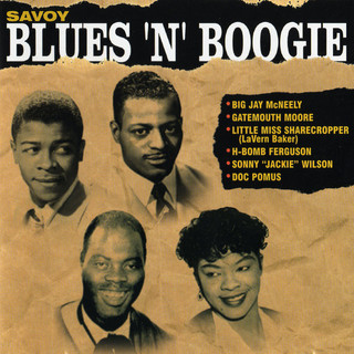 Savoy Blues \'N\' Boogie