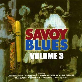 The Savoy Blues, Vol. 3