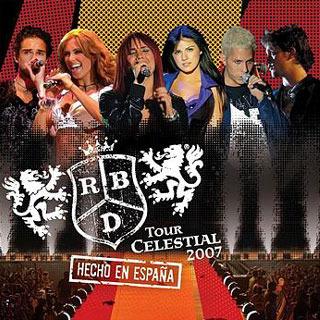 Tour Celestial 2007 Hecho En Espana