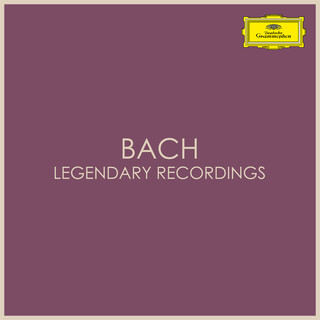 Bach - Legendary Recordings