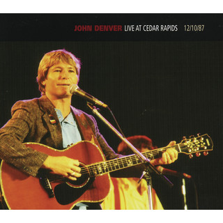 Live At Cedar Rapids - 12 / 10 / 87