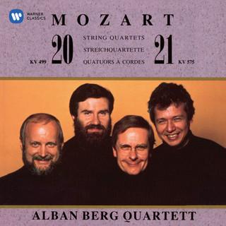 Mozart:String Quartets Nos. 20
