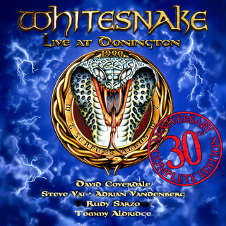 Live At Donington 1990 (30th Anniversary Complete Edition) (2019 Remaster)