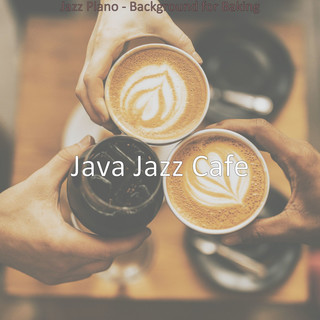 Jazz Piano - Background For Baking