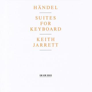 Handel:Suites For Keyboard