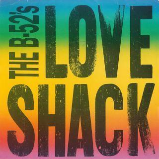 Love Shack (Edit) / Channel Z (Digital 45)