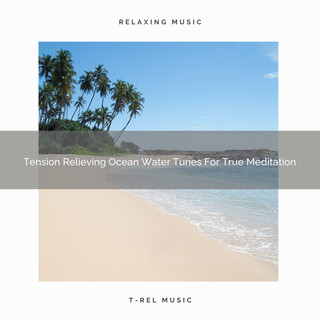 Tension Relieving Ocean Water Tunes For True Meditation