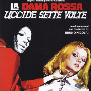 La dama rossa uccide sette volte (Original Motion Picture Soundtrack)