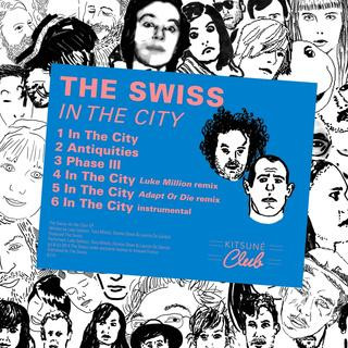 Kitsune:In The City EP