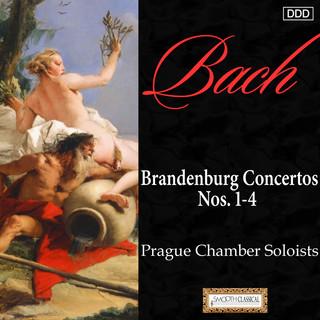 Bach, J.S.:Brandenburg Concertos Nos. 1, 2, 3 And 4