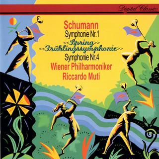 Schumann:Symphonies Nos. 1 & 4