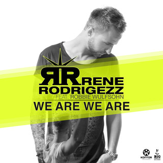 We Are We Are (feat. Robbie Wulfsohn)