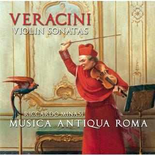 Veracini:Sonatas For Violin And Basso Continuo