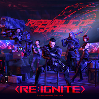 〈RE:IGNITE〉 Republic of Gamers Sounds