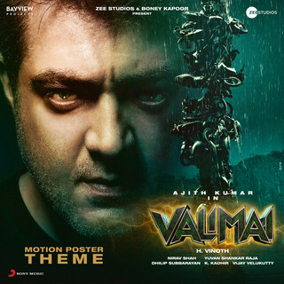 Valimai Motion Poster Theme (From