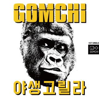 GOMCHI:野生大猩猩