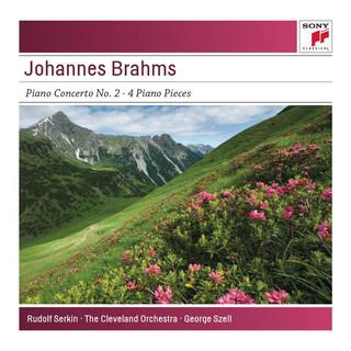 Brahms:Piano Concerto No.2 & 4 Piano Pieces, Op. 119