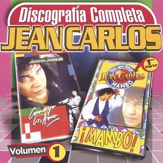 Jean Carlos - Discografia Completa Vol.1