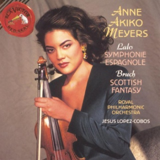 Lalo:Symphonie Espagnole / Bruch:Scottish Fantasy