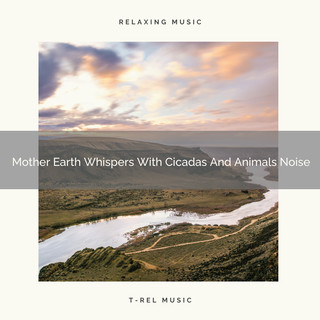 Mother Earth Whispers With Cicadas And Animals Noise