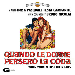 Quando Le Donne Persero La Coda (Original Motion Picture Soundtrack)