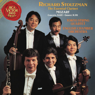 Mozart:Clarinet Concerto In A Major, K. 622 & Clarinet Quintet In A Major, K. 581