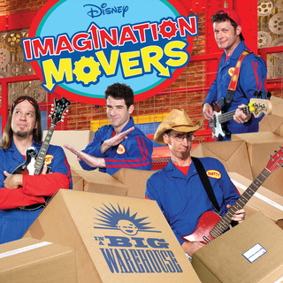 Imagination Movers:In A Big Warehouse