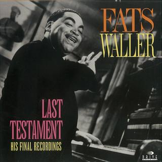 Last Testament:His Final Recordings