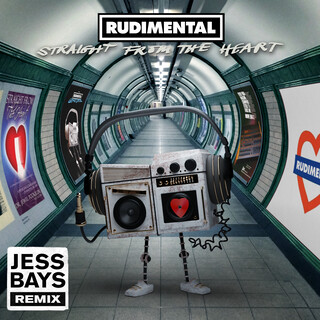 Straight From The Heart (Feat. Nørskov) (Jess Bays Remix)
