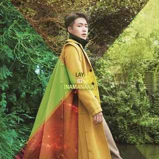 第三張正規專輯 『NAMANANA』