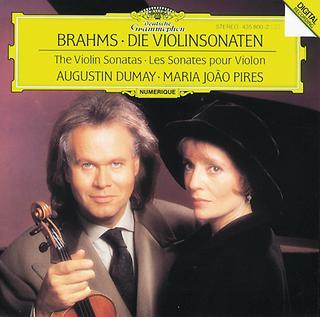 Brahms:Sonatas For Violin And Piano