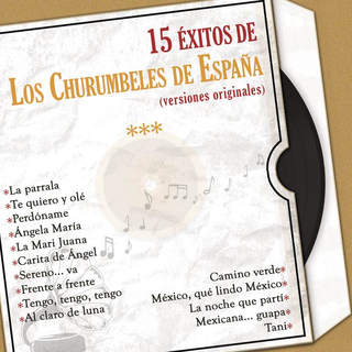 15 Exitos De Los Churumbeles De Espana - (Versiones Originales)
