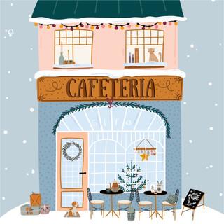 Christmas Café