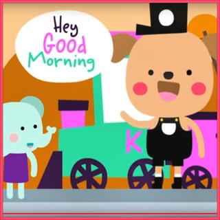Hey Good Morning Circle Time Song For Kids