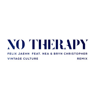 No Therapy (Vintage Culture Remix)