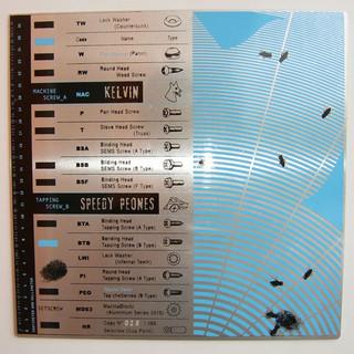 Kelvin Split W / Speedy Peones