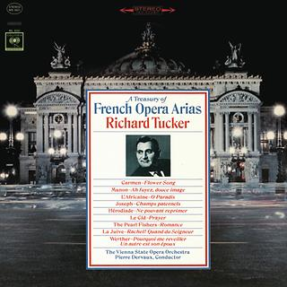 A Treasury Of French Opera Arias