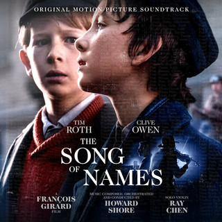 The Song Of Names (Original Motion Picture Soundtrack)