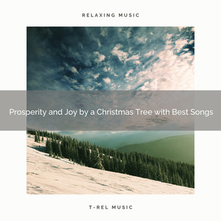 Prosperity And Joy By A Christmas Tree With Best Songs