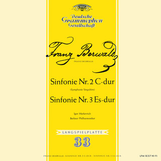 Berwald: Symphony No. 3 'Singulière'; Symphony No. 4; Schubert: Symphony No. 4 'Tragic'
