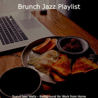 Suave Jazz Waltz - Background For Work From Home