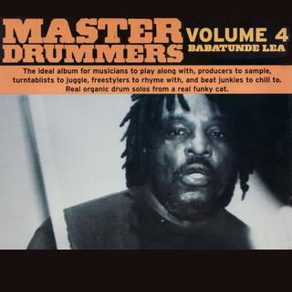 Master Drummers, Vol. 4