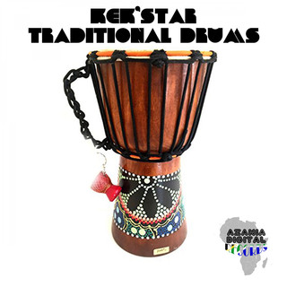 Traditional Drums (Dry Drum Mix)