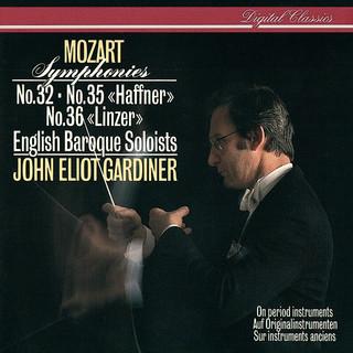 Mozart:Symphonies Nos. 32, 35 & 36