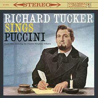 Richard Tucker Sings Puccini