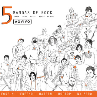 Ao Vivo 5 Bandas De Rock (Ao Vivo Em São Paulo / 2007)